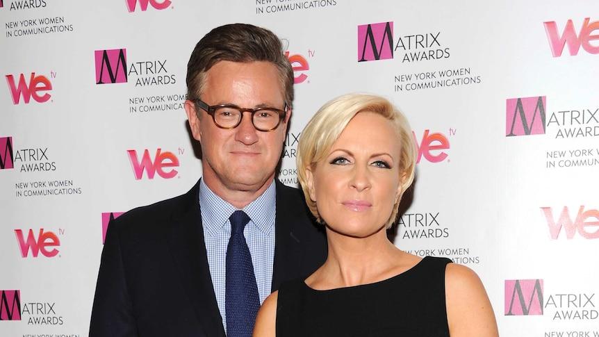 Morning Joe hosts Mika Brzezinski and Joe Scarborough have become critics of Donald Trump's administration.