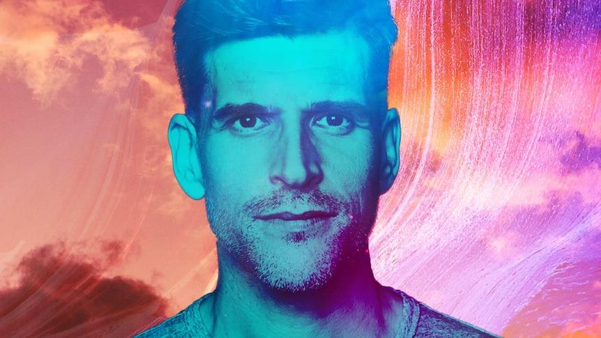 Osher Gunsberg headshot with ABC Everyday colour treatment