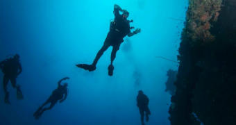 Divers custom image
