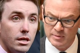 James Ashby and Christoper Pyne