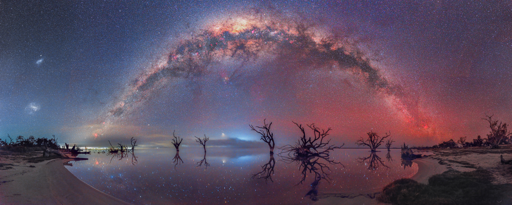Astrophotography by Steven Morris
