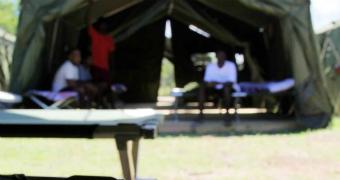 Nauru accommodation for asylum seekers