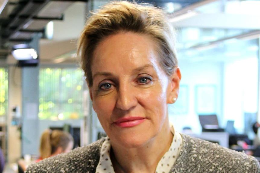 Federal Labor MP Alannah MacTiernan