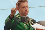 US rapper Macklemore