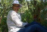 Kathy Tweedie, volunteer with the Randwick Bushcare program