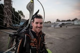 Port Macquarie paramotor pilot wins world first competition
