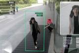 CCTV camera in use in China thumbnail image.