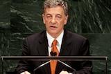 Australian UN ambassador Robert Hill