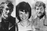 Composite photo of Gordon Twaddle, Karen Edwards, and Tim Thomson.