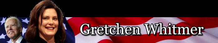 Gretchen Whitmer VP