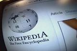 Wikipedia website