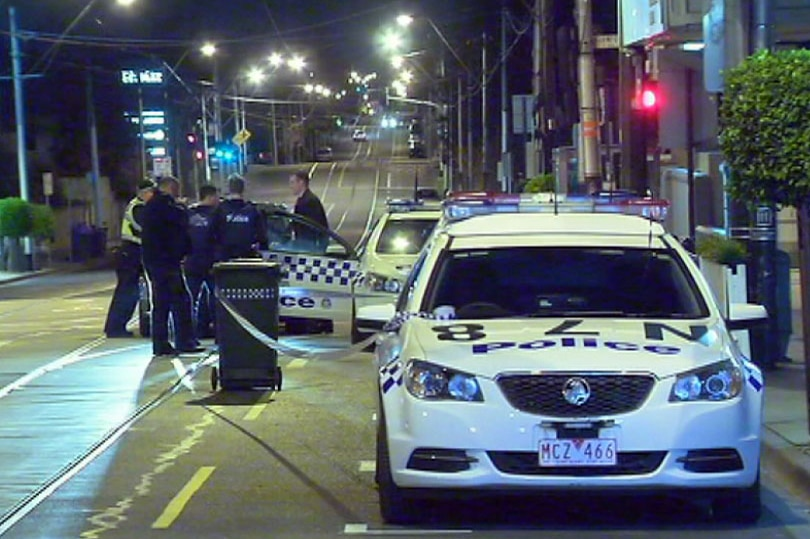 Scene of second carjacking in Malvern, in Melbourne's south-east