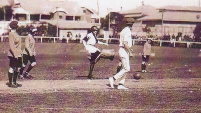 Inside story: The forgotten game that launched women's football in Australia