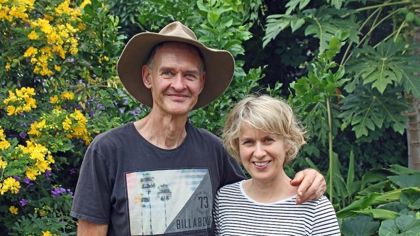 Duncan McNaught and Caroline Kemp are the brains behind Buderim's Urban Food Street.