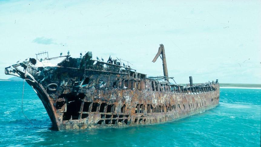 The Farsund is a shipwreck in the Furneaux Islands.