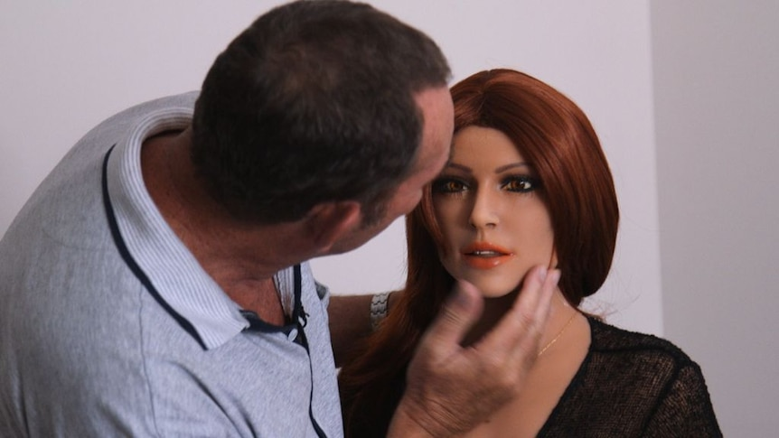 Falling in love with a sex doll