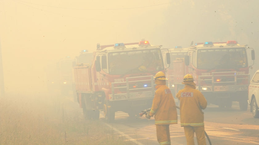 About 2,000 homes have been destroyed and more than 420,000 hectares burnt.