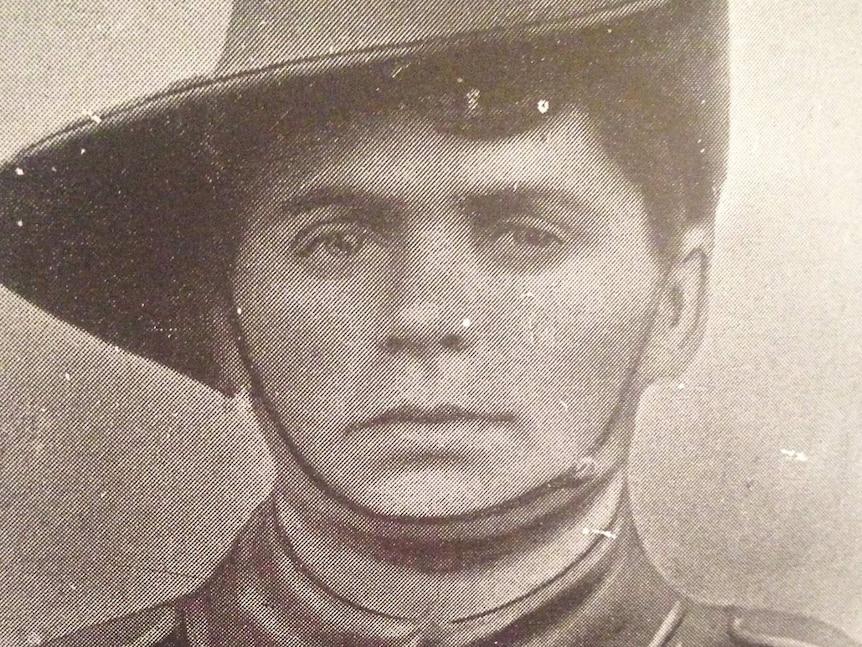 Private Cyril Spurgeon Rigney
