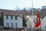 The Royal Military College, Duntroon celebrated its 100th year today with a graduation ceremony in Canberra.