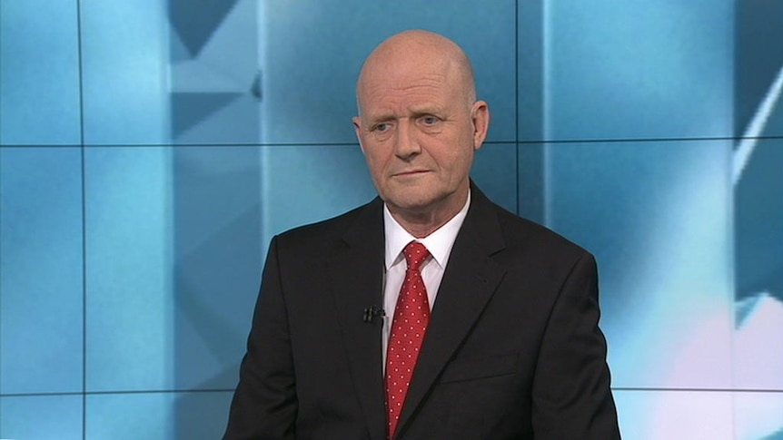 'When I am abused... I'm perfectly entitled to respond': Leyonhjelm on Hanson-Young saga.