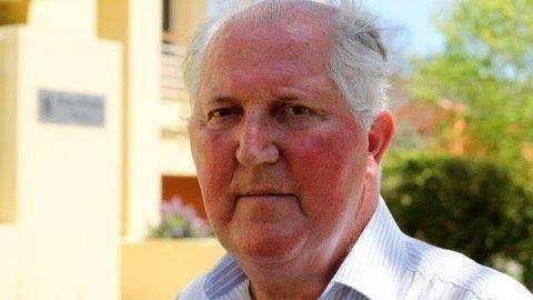 Headshot of Former Cancer Council WA CEO Clive Deverall