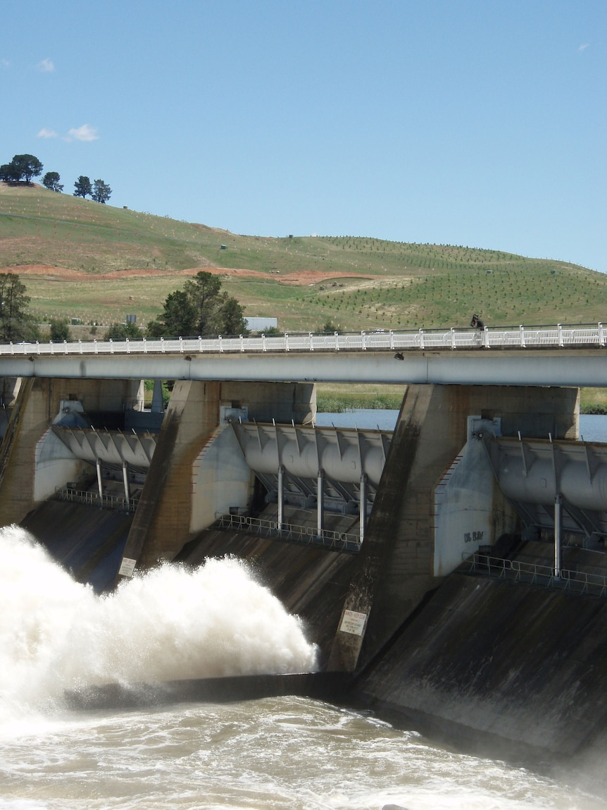 The NCA says the dam will be able to deal with any flooding while repairs are undertaken.