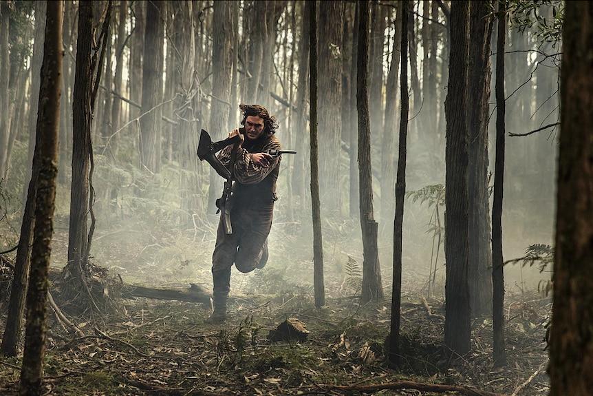 Jack Martin as Ben Hall