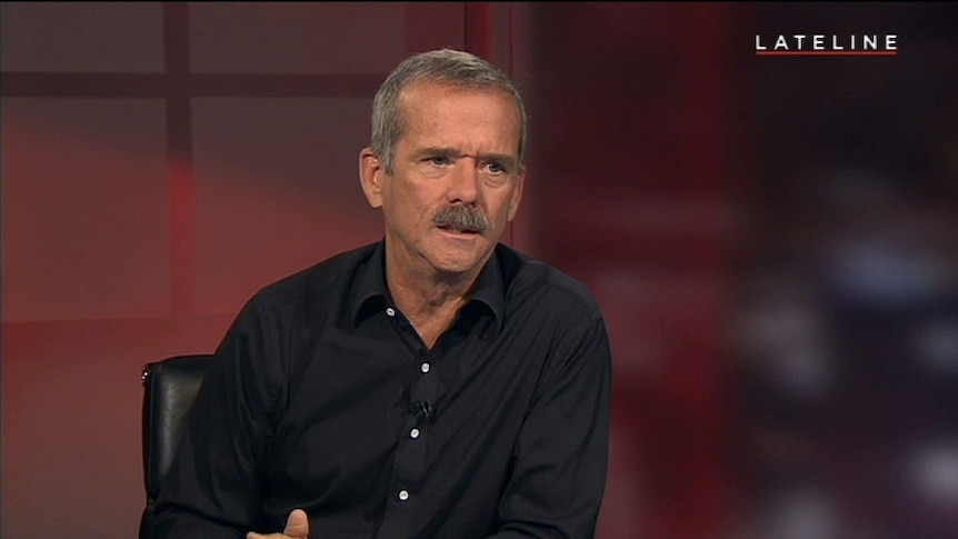 What does it take to become an astronaut? Chris Hadfield explains