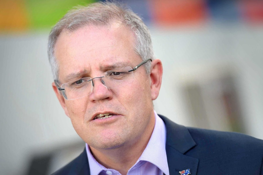 Social Services Minister Scott Morrison boosts storm recovery funding for Hunter community groups.