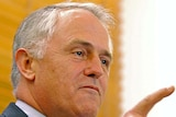 Malcolm Turnbull: 'The Liberal leadership is always something in the gift of the party room.'