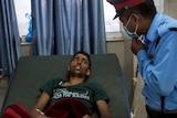 Nepal earthquake survivor Rishi Khanal