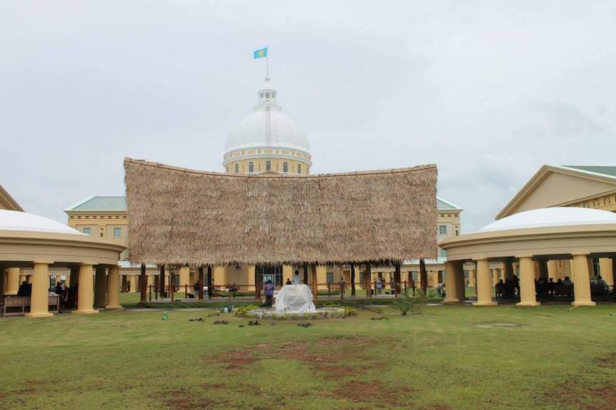 Ngerulmud, Palau's National Capitol