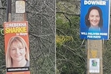 Rebekha Sharkie tweet about election posters