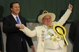 Cameron celebrates Witney victory