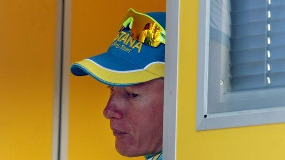 Blood doping ... Alexandre Vinokourov (File photo)