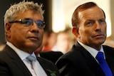 Warren Mundine and Tony Abbott, Feb 2014