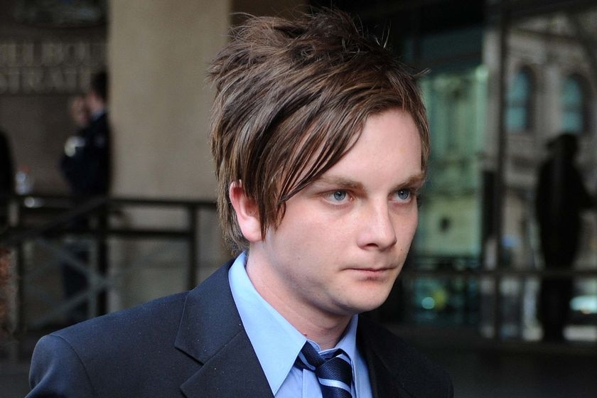 Aaron Toal, 19, leaves court in Melbourne