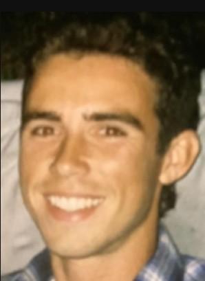 Trent Riley smiles.