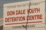 Darwin's Don Dale juvenile detention centre