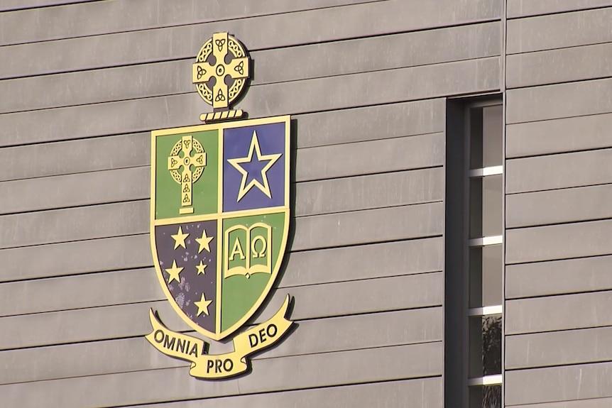 St Kevins school emblem