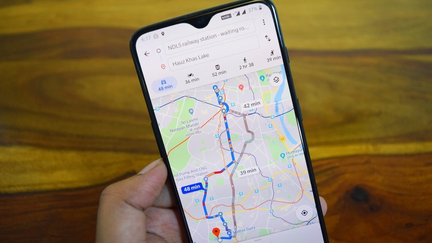 Google Maps to start directing drivers to 'eco-friendly' routes – ABC News