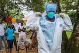Liberian Ebola worker Foday Gallah