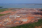 Ichthys gas project