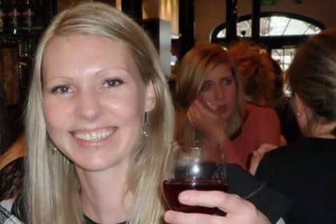 Crash victim Vanessa Hayward