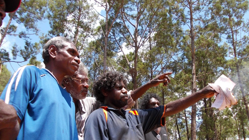 Traditional owners flag court action on fracking