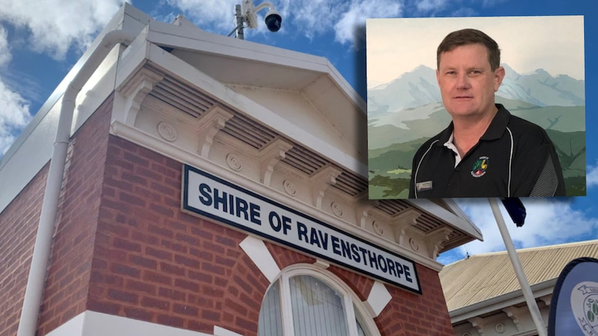 Former Shire of Ravensthorpe chief executive Gavin Pollock allegedley spent nearly $55,000 of Shire money on a sex worker.