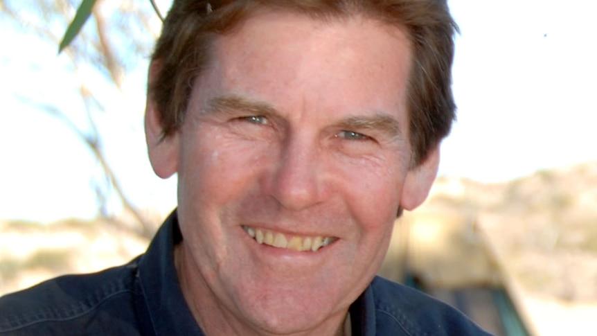 ABC journalist Paul Lockyer