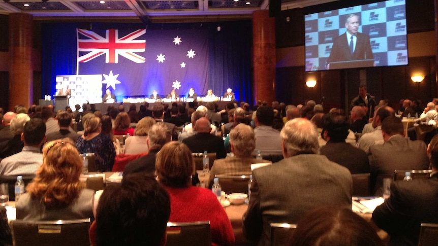 WA Liberal Party conference 9 August 2014