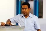 Maldives ex-president Yameen Abdul Gayoom