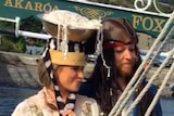 World's first legal pastafarian marriage